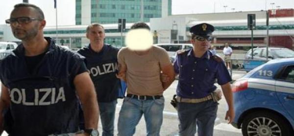 عقوبة سجنية رادعة لمهاجر مغربي قتل إيطاليا لأنه كان سعيدا