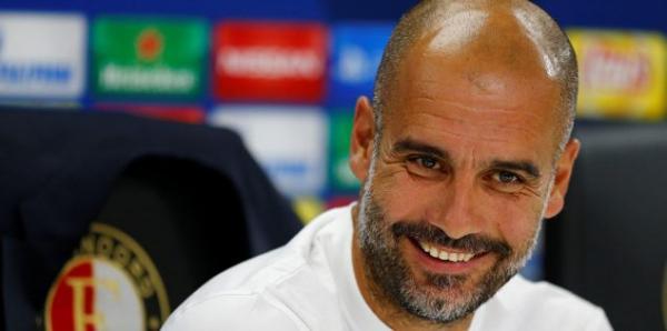 """""""غوارديولا"""" يصف رئيس رابطة الدوري الإسباني ب""""الحسود"""""""