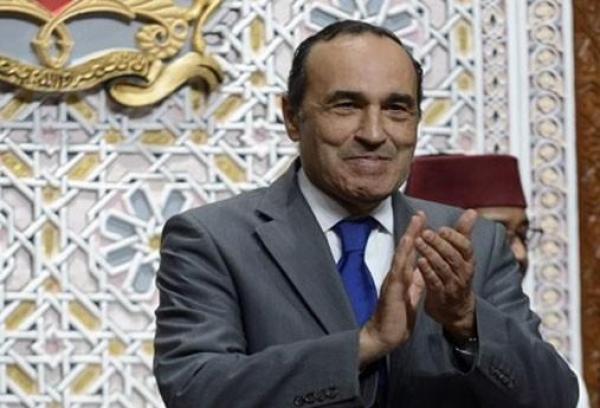 الحبيب المالكي يتلقى تهنئة خاصة من الملك محمد السادس