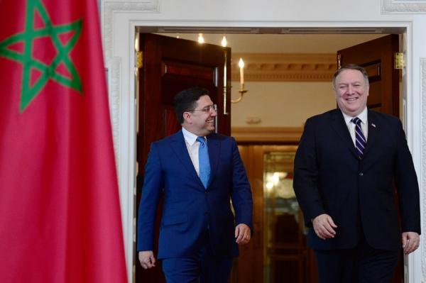 أمريكا تكشف حقيقة وساطة بومبيو لتطبيع العلاقات بين المغرب وإسرائيل