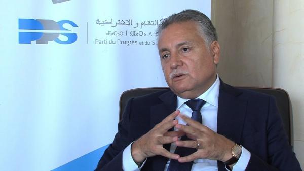 حزب التقدم والاشتراكية يندد بالأساليب البئيسة لأبواق إعلامية جزائرية يائسة تستهدف رمز سيادة الأمة