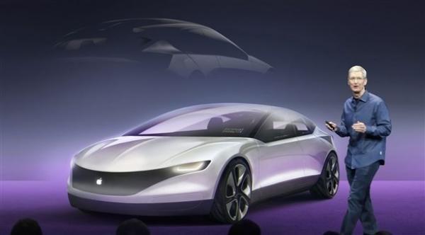 أبل تبحث عن شريك لتطوير سيارتها الكهربائية