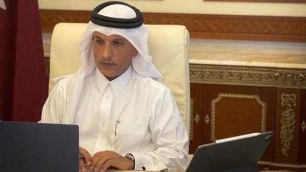 إلقاء القبض على وزير المالية القطري بأمر من النائب العام