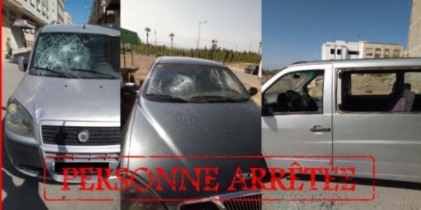 فاس: خلاف يتحول إلى هجوم على بعض السيارات والأمن يعتقل الفاعلين ــ التفاصيل ــ