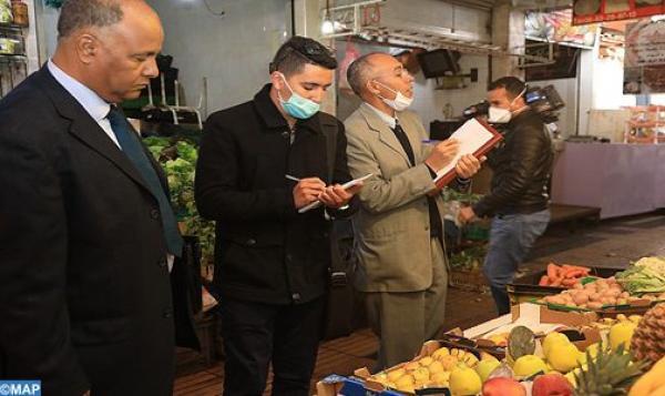 تسجيل أزيد من 60 مخالفة بمراكش في مجال الأسعار وجودة المواد الغذائية