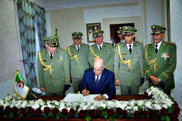 """عندما يتحول """"رئيس دولة"""" إلى مجرد دمية حقودة لجنرالات العسكر"""