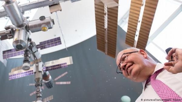 ألمانيا تدرس بناء ميناء فضائي