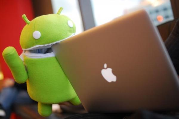 آبل تضطر لاستعارة ميزات جديدة من أندرويد لتحسين هاتف آيفون