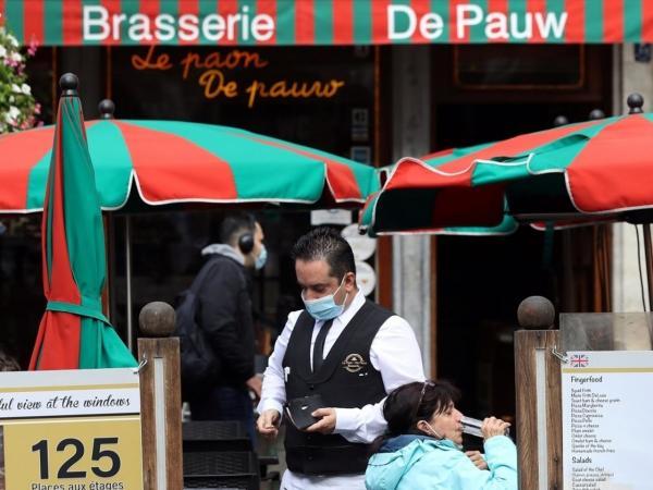 بلجيكا تعيد فتح المطاعم بعد إغلاق دام 7 أشهر