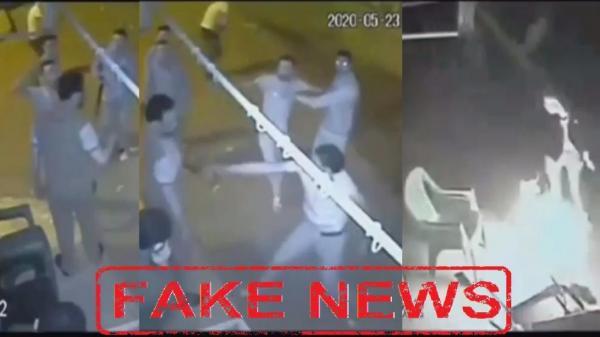 """مصالح الأمن تفك لغز فيديو متداول على """"الواتساب"""" وتوضح حقيقته"""