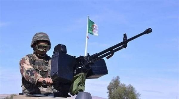 """مقتل عسكري جزائري في اشتباك مع """"مجموعة إرهابية"""""""