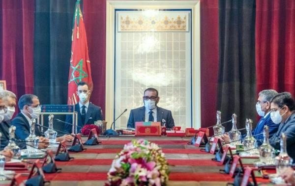 الملك محمد السادس يترأس مجلسا وزاريا بالقصر الملكي بالرباط