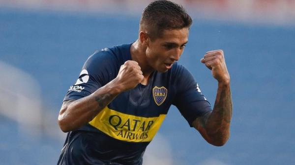 """""""بوكا"""" يوافق على انتقال لاعبه أغوستين ألمندرا نحو نابولي"""
