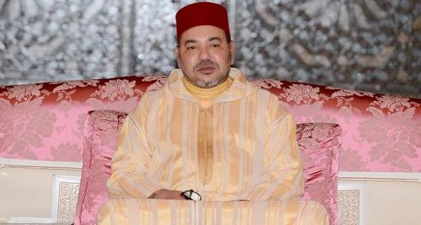 أمير المؤمنين يؤدي صلاة الجمعة بمسجد الحسن الثاني بالدار البيضاء
