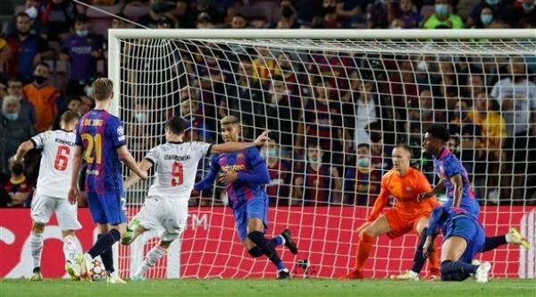 أبطال أوروبا: بايرن يصعق برشلونة في عقر داره بثلاثية نظيفة