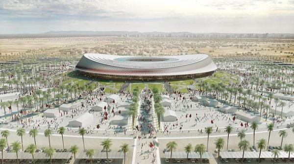 """وزارة """"الطالبي"""" تكشف حقيقة تعليق مشروع إحداث الملعب الكبير للدار البيضاء"""