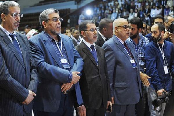 """حزب """"العدالة والتنمية"""" يكشف عن موقفه من """"صفقة القرن"""""""