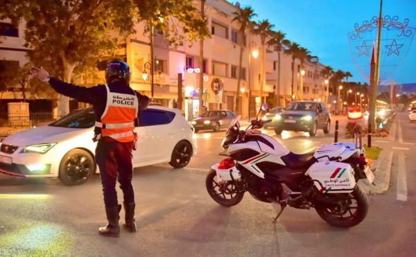 السياقة الاستعراضية في زمن الطوارئ تقود 112 شخصا للاعتقال بالدار البيضاء