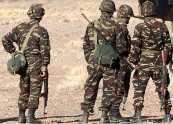 تمرين مشترك بين القوات المسلحة الملكية والحرس الوطني الأمريكي