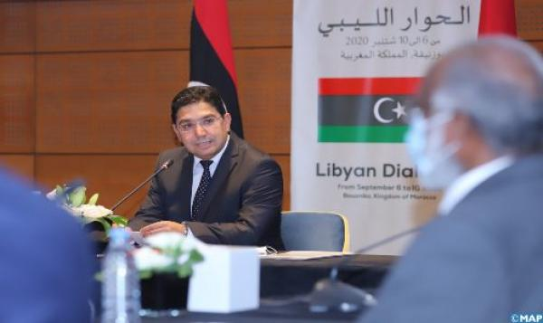 بويطة: اتفاق بوزنيقة أكد أن الليبيين قادرون على حل مشاكلهم بدون وصاية أو تأثير