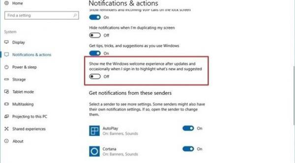 كيفية إيقاف المساعدة غير المرغوبة في ويندوز 10
