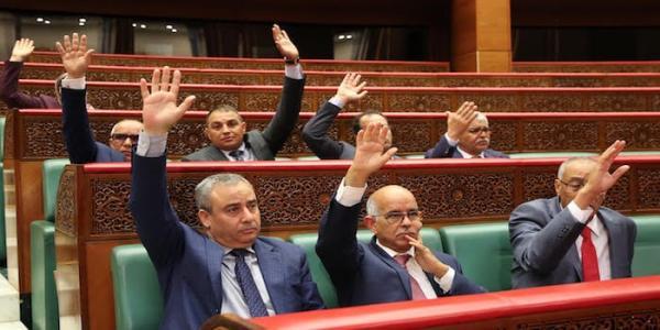"""رفضتهما الحكومة.. مجلس المستشارين يصادق على تعديلين لفريق """"البام"""" على مشروع قانون خاص ببنك المغرب"""