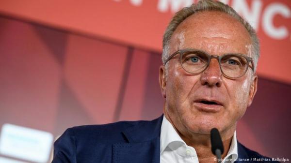 الاسطورة رومينيغيه يغادر إدارة بايرن ميونيخ بعد 30 سنة قضاها في أروقة إدارة النادي