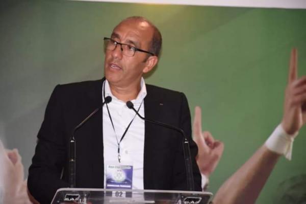 جواد زيات رئيسا جديدا لفريق الرجاء البيضاوي