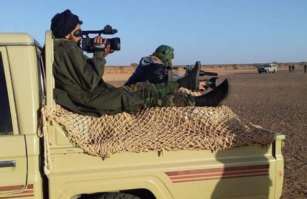 """بالفيديو...القناة الأولى تقصف بشكل غير مسبوق النظام الجزائري عقب مسرحية """"الحرب المخفية"""" الهزلية"""