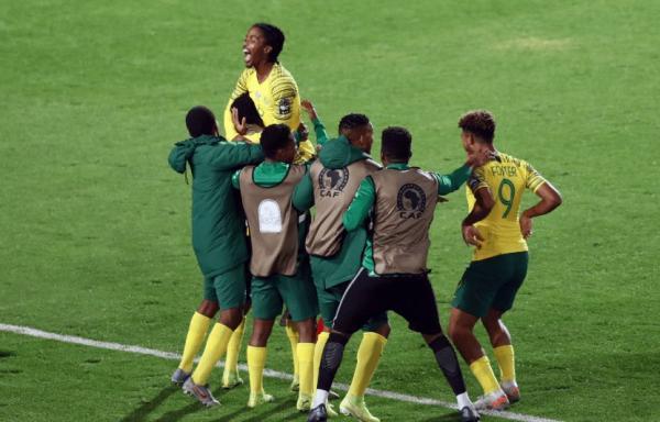 جنوب إفريقيا تتأهل لأوليمبياد طوكيو 2020 بعد فوزها على غانا بركلات الترجيح