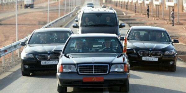 """خاص: الملك """"محمد السادس"""" يغادر العاصمة وسيحل مساء اليوم بهذه المدينة"""