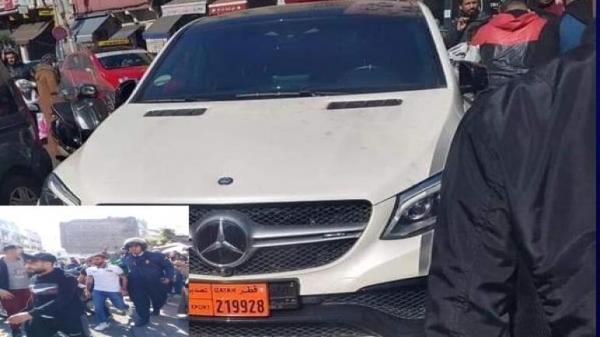 """جديد واقعة """"فك براغي"""" عجلات سيارة لاعب الرجاء محسن متولي"""