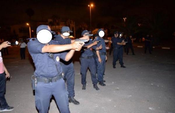 مديرية الحموشي تستعين بثكنات الجيش لتدريب عناصرها على إطلاق الرصاص