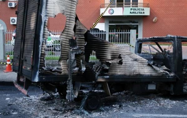 السطو على بنك من طرف 30 مسلحا على طريقة أفلام الأكشن في بالبرازيل