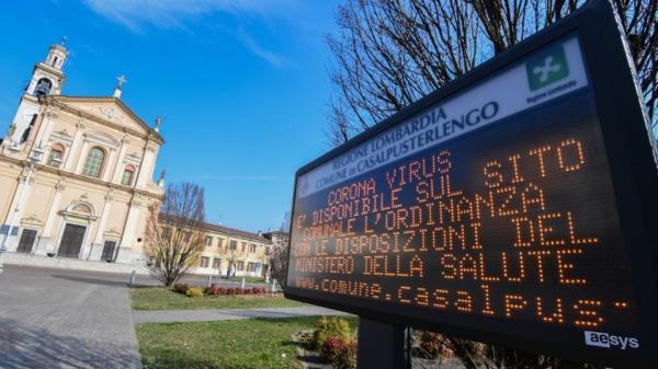 فيروس كورونا: ارتفاع الوفيات إلى 21 ضحية يثير الذعر بإيطاليا