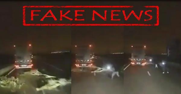"""مديرية """"الحموشي"""" تكشف التفاصيل الكاملة لفيديو يدعي تعرض قطاع طرق لمستعملي طريق سيار بالمغرب"""