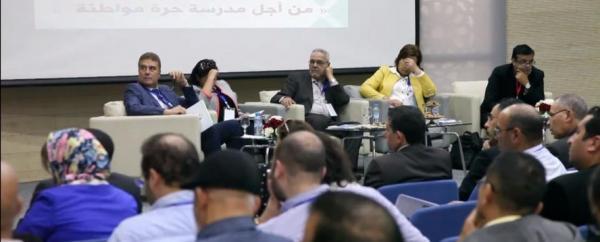 الرئيس السابق لإتحاد التعليم والتكوين الحر بالمغرب في ذمة الله...