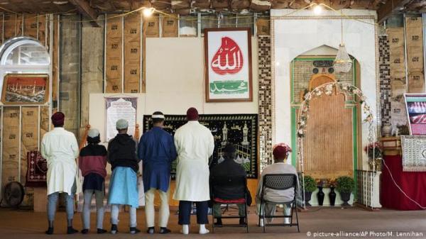 مسجد في أمريكا يتعرض لهجوم حارق في شهر رمضان