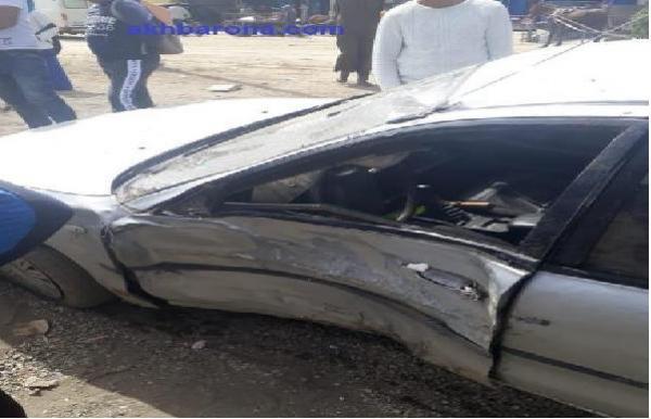 خطير بالفيديو: محاولة قتل عائلة بسيارة رباعية الدفع بسبب صراع عقاري ومطالب بتدخل رئيس النيابة العامة وهذا ما وقع (صور)