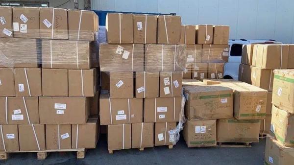 """وصول مساعدات طبية صينية إلى المغرب لمكافحة """"كورونا"""""""