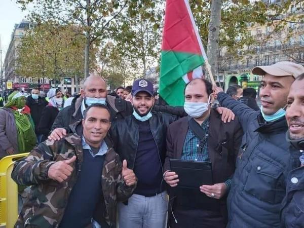 """أنباء عن استدعاء """"الراضي الليلي"""" من طرف السلطات الفرنسية للتحقيق معه بمعية عدد من """"مرتزقة"""" البوليساريو على خلفية أحداث باريس"""