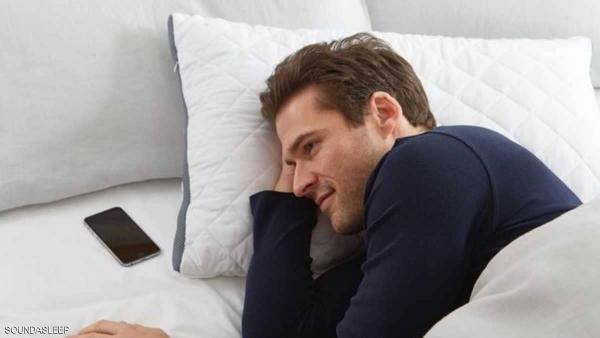 وسادة الذكية تساعد على نوم هادئ