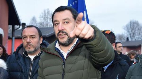 مجلس الشيوخ الإيطالي سيصوت في فبراير القادم على رفع الحصانة عن ماثيو سالفيني