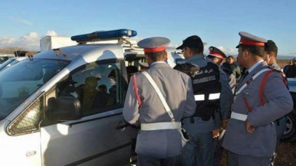 """اعتقال مجرم خطير متهم بالقيام بعدة عمليات سرقة بمعمل """"رونو نيسان"""" بطنجة"""