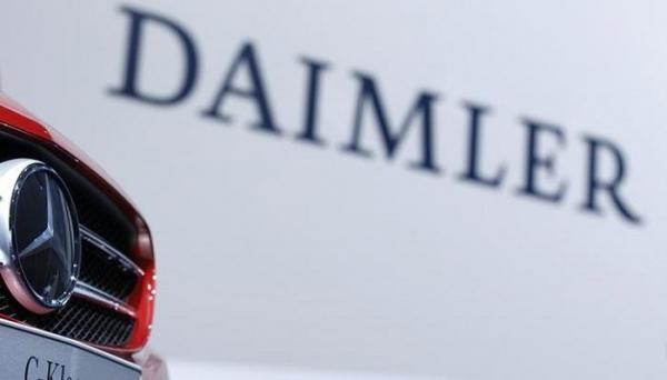 """ألمانيا ..فضيحة الديزل تكبد شركة """"دايملر"""" 5ر1 مليار يورو"""