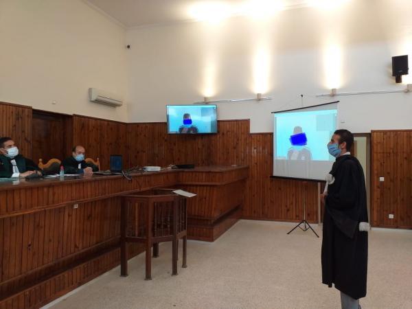 """حصيلة متميزة لمشروع """"المحاكمة عن بعد"""" بالمحاكم المغربية في الأسبوع الماضي"""