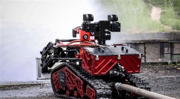 باحثون أمريكيون يطورون روبوتات قادرة على الوصول لأماكن خطرة يتعذر وصول البشر إليها
