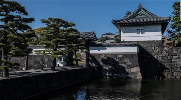السلطات اليابانية تلقي القبض على سباح قرب القصر الإمبراطوري في طوكيو