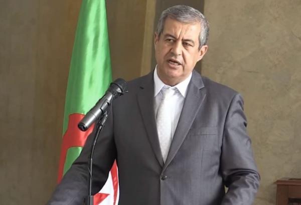 """وزير الاتصال الجزائري:""""موقف الجزائر الداعم للشعب الصحراوي """"واضح ولا غبار عليه"""""""