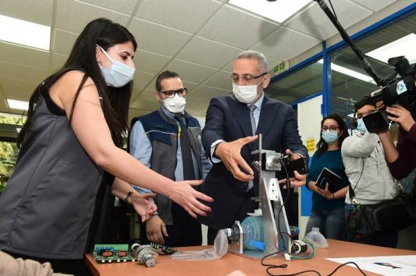 """""""العلمي"""" يؤكد عدم قدرة وزارة الصحة على استخدام أجهزة التنفس مغربية الصنع ويكشف عن السبب"""